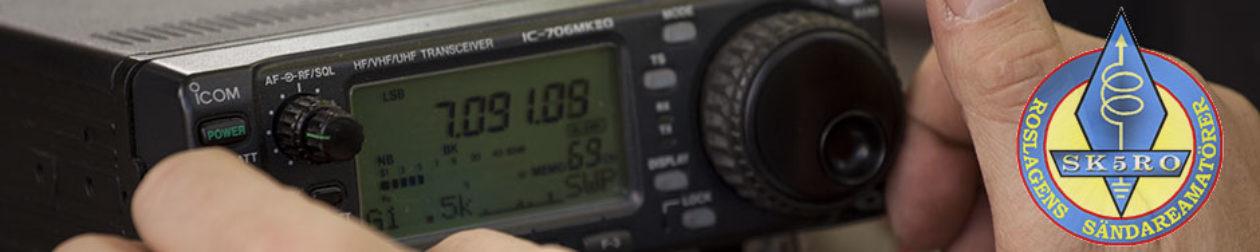 Roslagens sändareamatörer – SK5RO